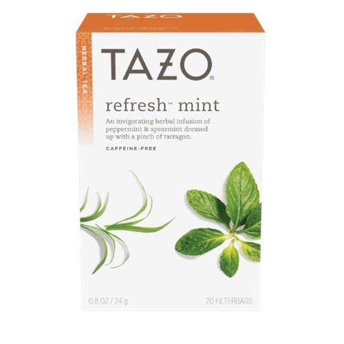 TAZO TEA 20bags