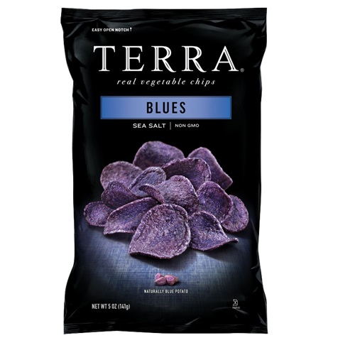 TERRA CHIPS BLUES 5oz.