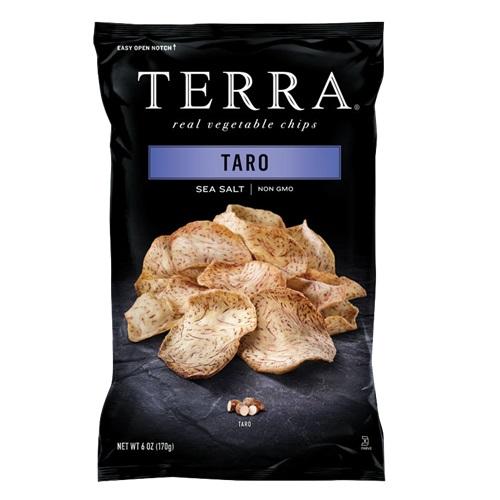 TERRA VEGETABLE CHIPS TARO 6oz.