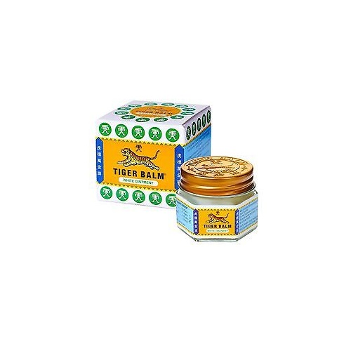 TIGER BALM WHITE EXTRA STRENGTH PAIN RELIEVING OINTMENT .63oz