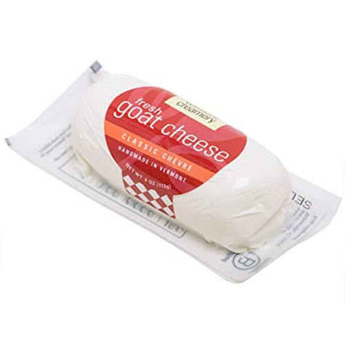 VERMONT GOAT CHEESE CLASSIC CHEVRE 4oz