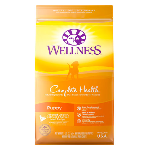 WELLNESS COMPLETE HEALTH PUPPY 5lb