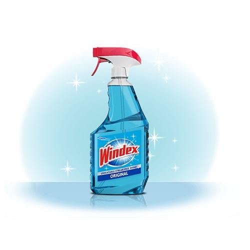 WINDEX CLEANER ORIGINAL 23oz
