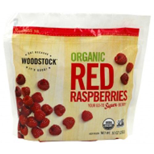WOODSTOCK ORGANIC RED RASPBERRY 10oz