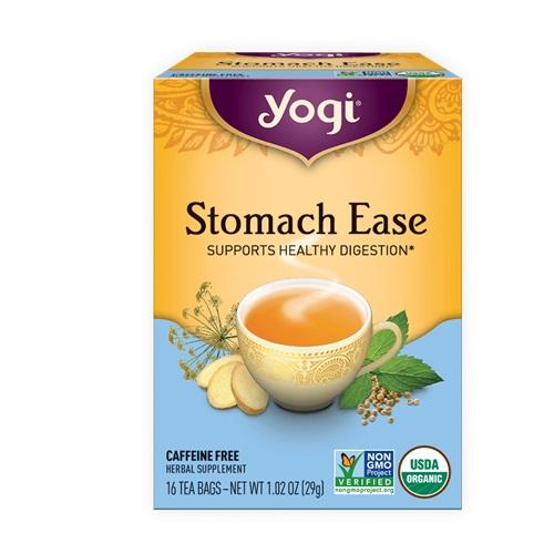 YOGI TEA STOMACH EASE 16bags