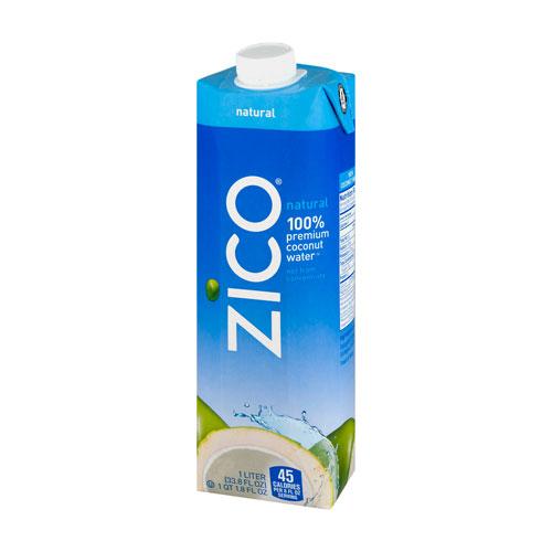 ZICO COCONUT WATER NATURAL 33.8oz